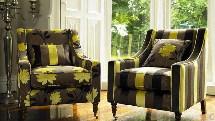 Кресло как составляющая интерьера вашего дома